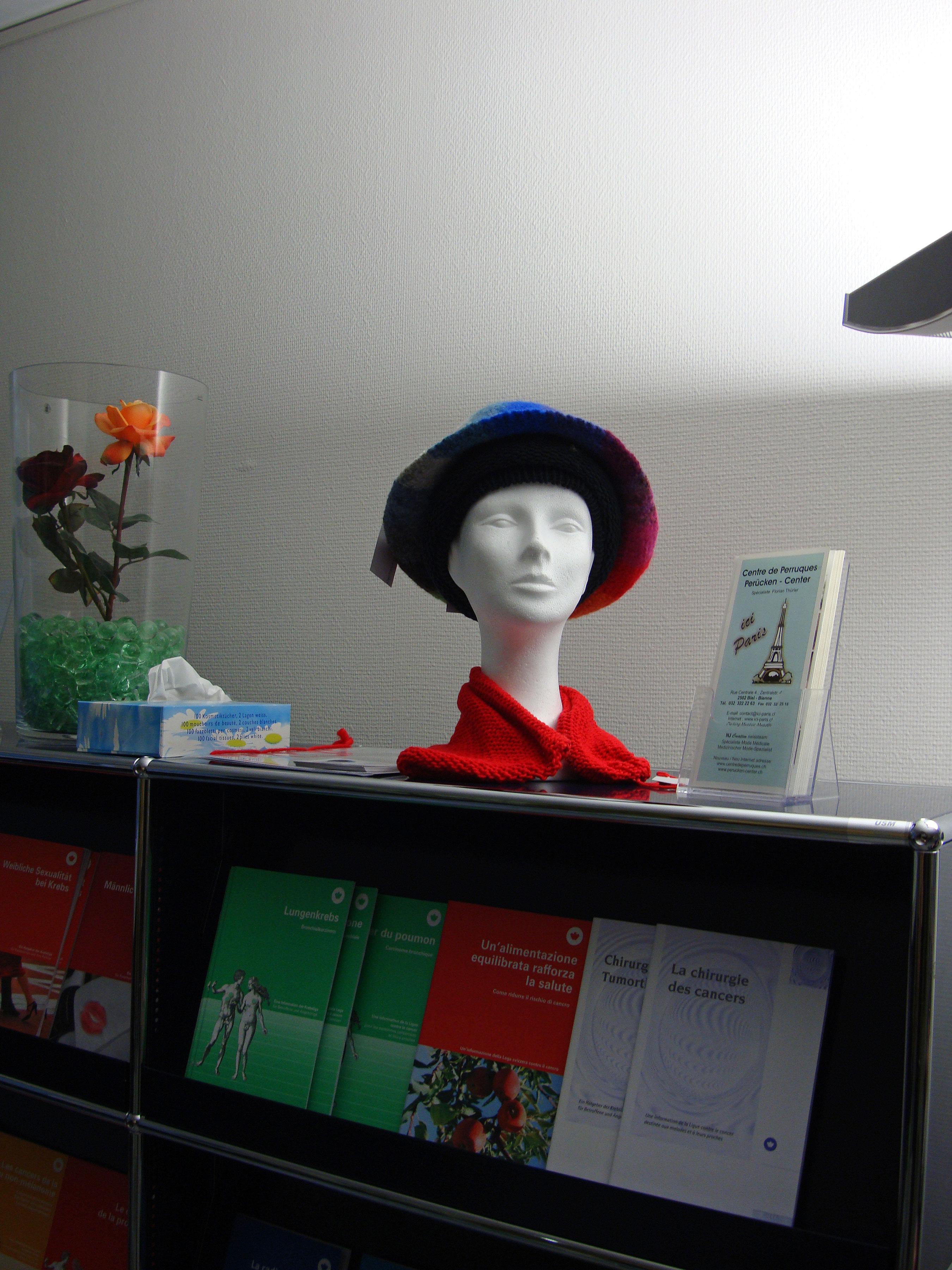 Fertig. Onkologie Klinik Linde in Biel